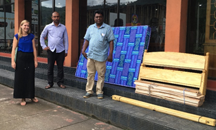 Purchase and handover of bed and mattress